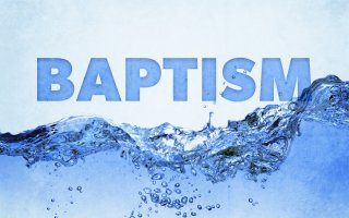 Morning Worship with the Baptism of Emily Sutton