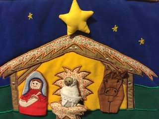 Christmas Eve Crib Services