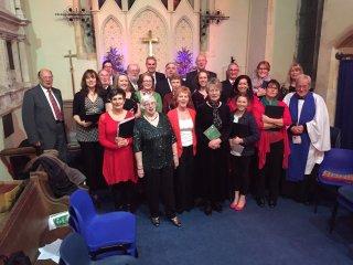 Newton Flotman Christmas choir