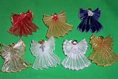 How to make Ribbon Angels