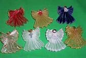 How to make Ribbon Angels