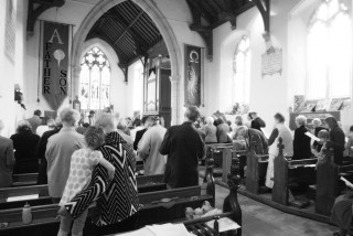 Joint Rogation Service and Walk