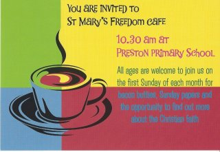 St Mary's Freedom Cafe