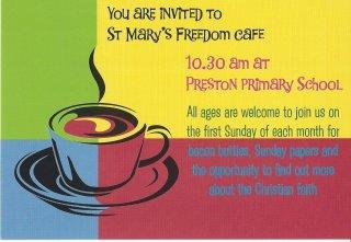 St Mary's Freedom Cafe